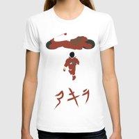 akira T-shirts featuring Akira by JHTY
