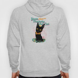 Your Majesty the Cat Hoody