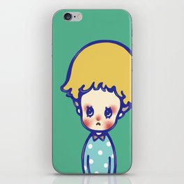 Where are you, little star? iPhone Skin