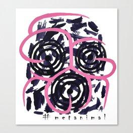 metanimal Canvas Print