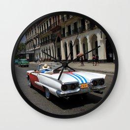 Havana 8 Wall Clock