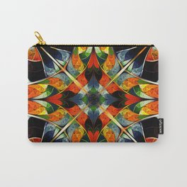 Kaleidoscope. Colorful fractal Carry-All Pouch