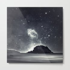 Island in the sea of eternity Metal Print