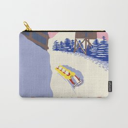 Lake Placid Olympic bobsled run Carry-All Pouch
