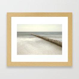 Groin I Framed Art Print