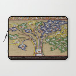 The Blue Beryl Tree of Diagnosis Laptop Sleeve