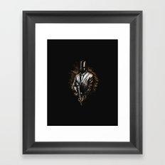 Music Mafia II Framed Art Print