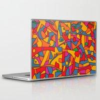 cinema Laptop & iPad Skins featuring - cinema - by Magdalla Del Fresto