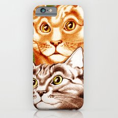 Cats : The Two of Us Slim Case iPhone 6s