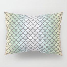 New Rainbow Mermaid Scales Pillow Sham