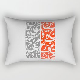 half Rectangular Pillow