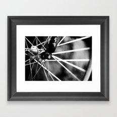 Ride II Framed Art Print