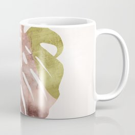 Monstera Coffee Mug