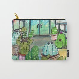 cactus are awesome Carry-All Pouch