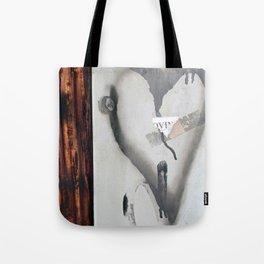 My Paper Heart Tote Bag