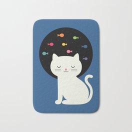 Cats Fantasy Bath Mat