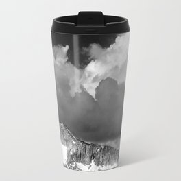 Clouds - White Pass, Kings River Canyon Travel Mug