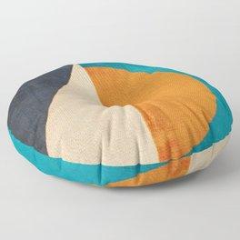 Regata al Tramonto Floor Pillow