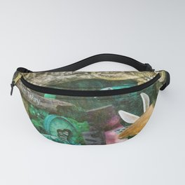 Down the Rabbit Hole Fanny Pack