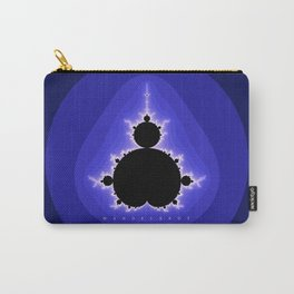 Mandelbrot Set Carry-All Pouch