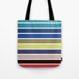 The colors of - kiki's delivery service  Tote Bag