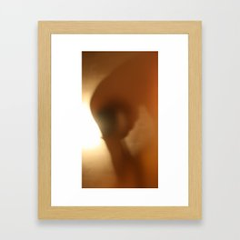 'Untitled 10' - Body language series. Framed Art Print