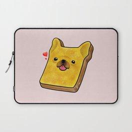 Frenchie Toast Laptop Sleeve