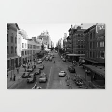 NYC Meat Packing Dsrt. Canvas Print