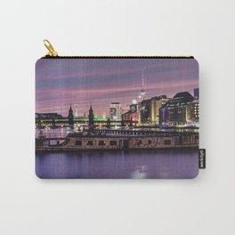Berlin Purple Carry-All Pouch