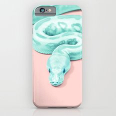 Snake Green iPhone 6s Slim Case