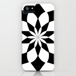 Kaleidoscope 'K2 SQ' iPhone Case
