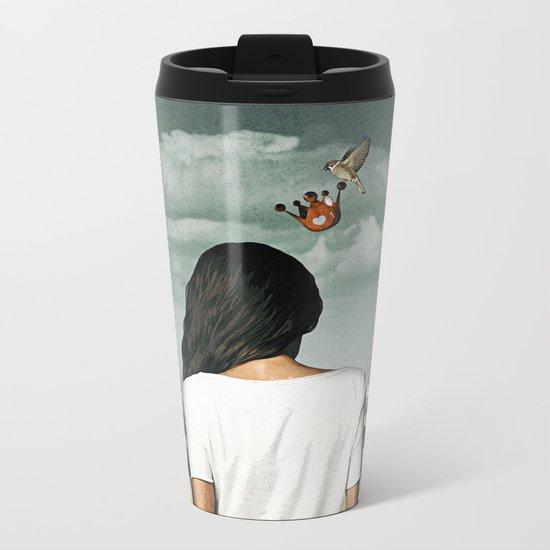 The Crown Metal Travel Mug