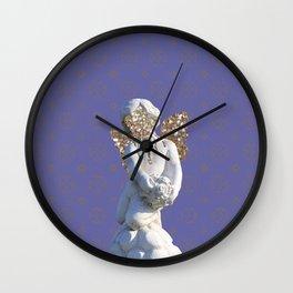 Material Love Wall Clock