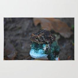 Toad Rug