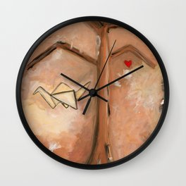 The things that I love 1 Wall Clock