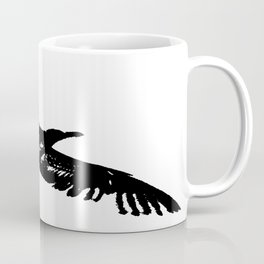 flying into the unknown Coffee Mug