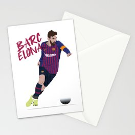 Messi Stationery Cards