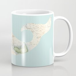 Nantucket Whale Coffee Mug