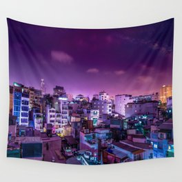 Oh Chi Minh City Wall Tapestry