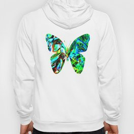 Fluid Butterfly  Hoody