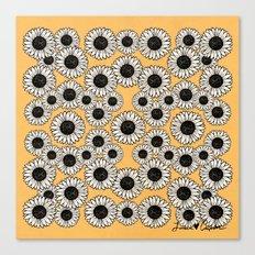 daisies II Canvas Print