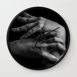 hands 1 Wall Clock