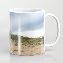 Beached Catamaran Coffee Mug
