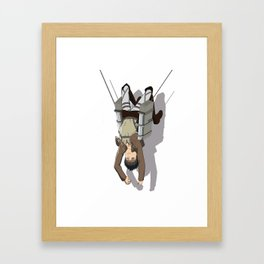 Attack on Titan -Shingeki no Kyojin Framed Art Print