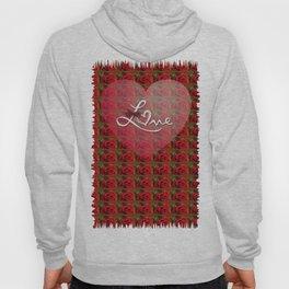 Rose love Hoody
