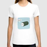sushi T-shirts featuring SUSHI by Keanu Lee
