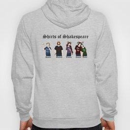 Shirts of Shakespeare Hoody