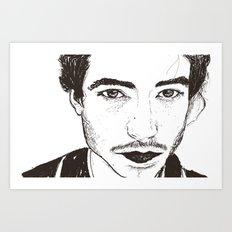 EMM Art Print