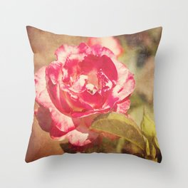 Cliche: A Rose by any other Name Throw Pillow