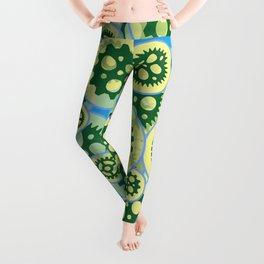 Gearwheels Leggings